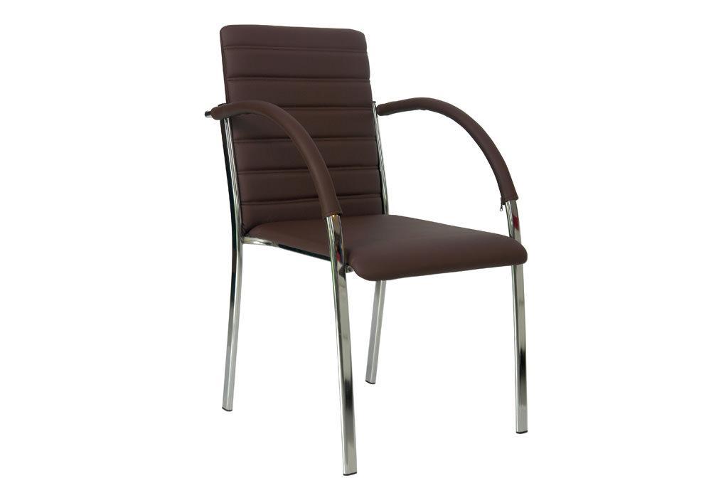 Krzesło B-01 brąz 1