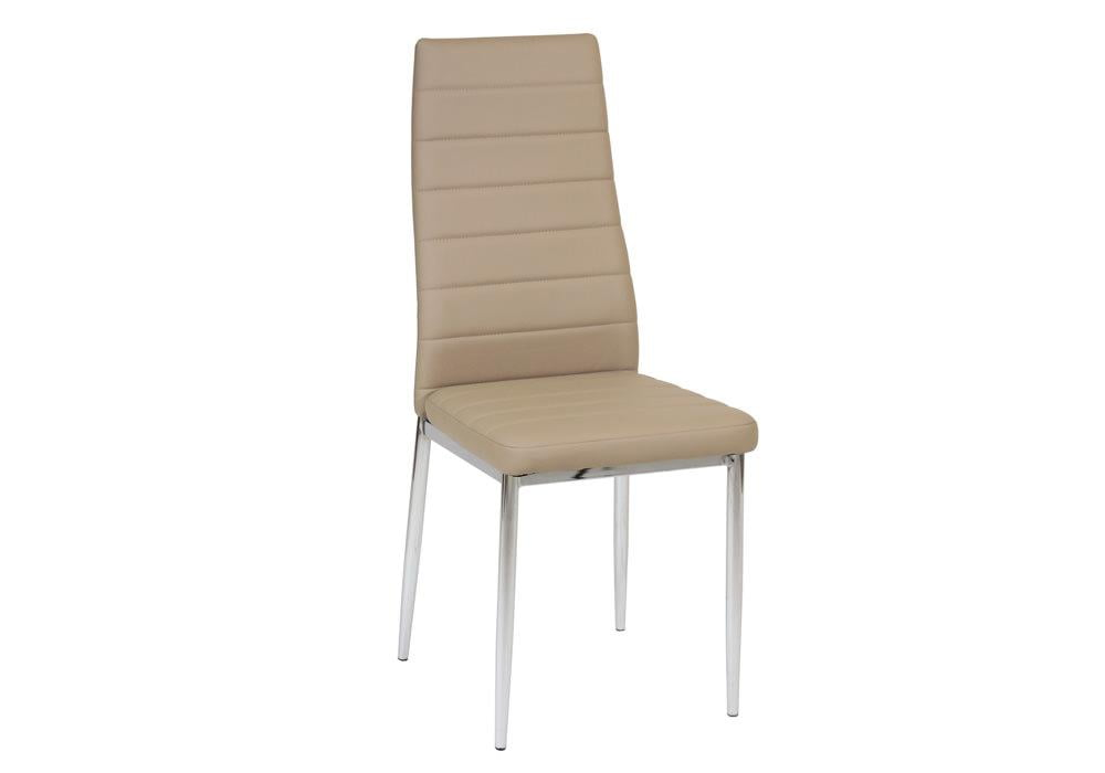 Krzesło DC2-001 cappuccino 1