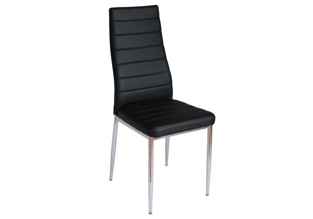 Krzesło DC2-001 czarne 1