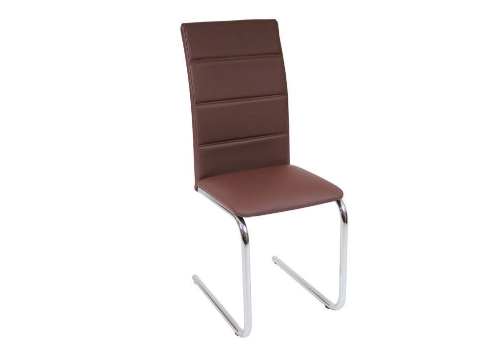 Krzesło DC2-005 brąz 1