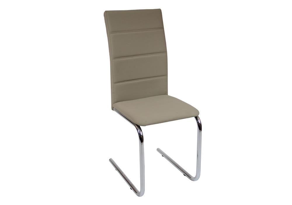 Krzesło DC2-005 cappuccino 1