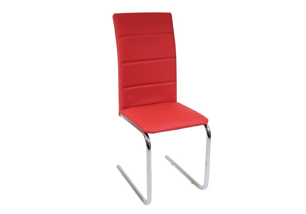 Krzesło DC2-005 czerwony 1