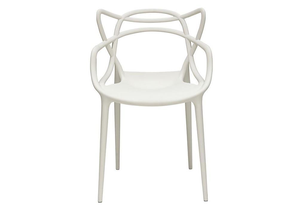 Krzesło DC2-1007 biały 1