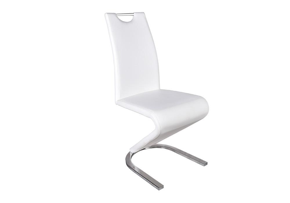 Krzesło DC2-F2 Biały 1