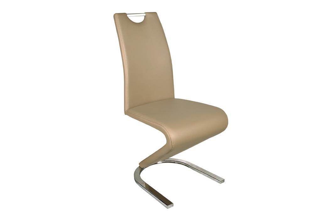 Krzesło DC2-F2 Cappuccino 1