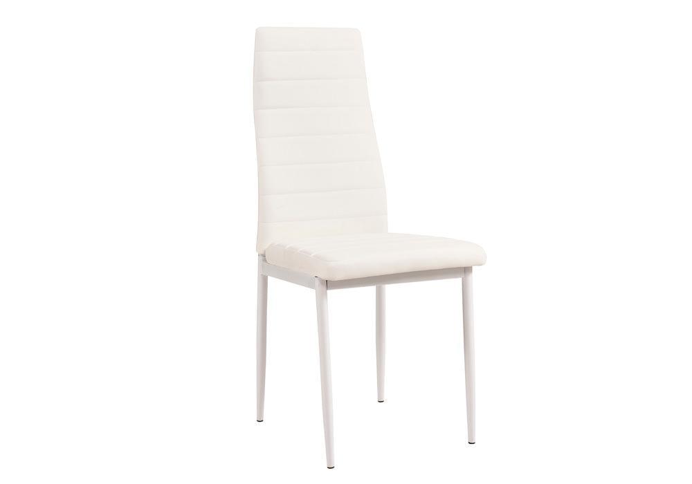 Krzesło F261-3 biały 1
