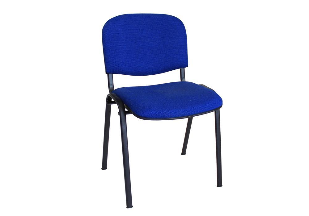 Krzesło ISO niebieski 1