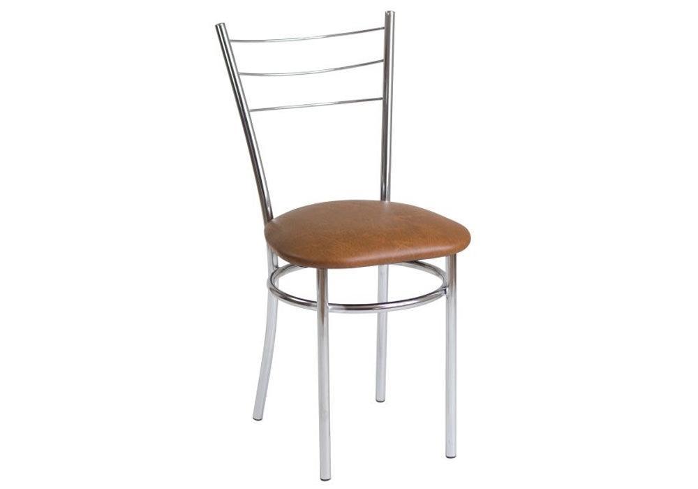 Krzesło Marco jasny brąz 1