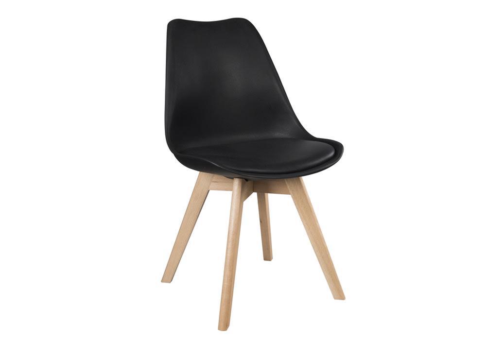 Krzesło PC-010 czarny 1