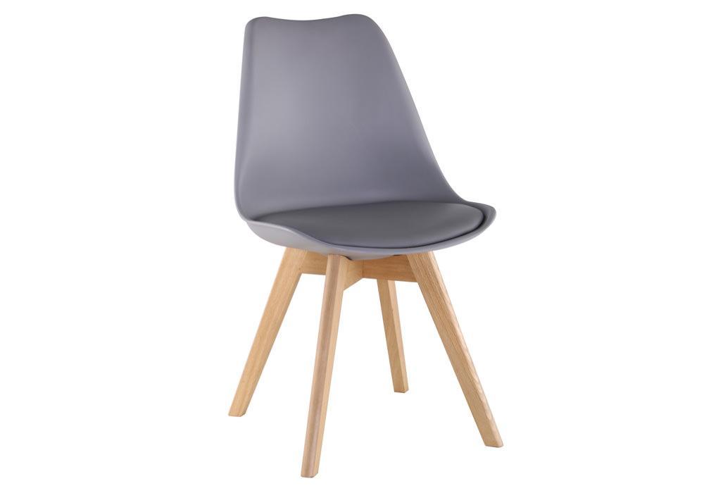 Krzesło PC-010 szary 1
