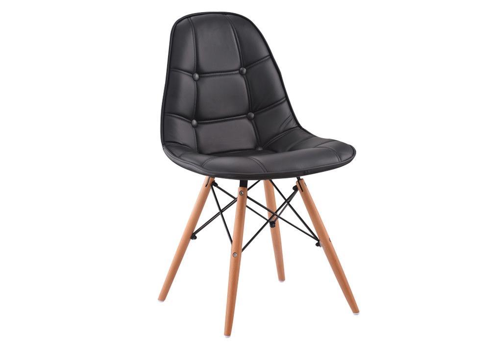 Krzesło PC-016 czarny 1