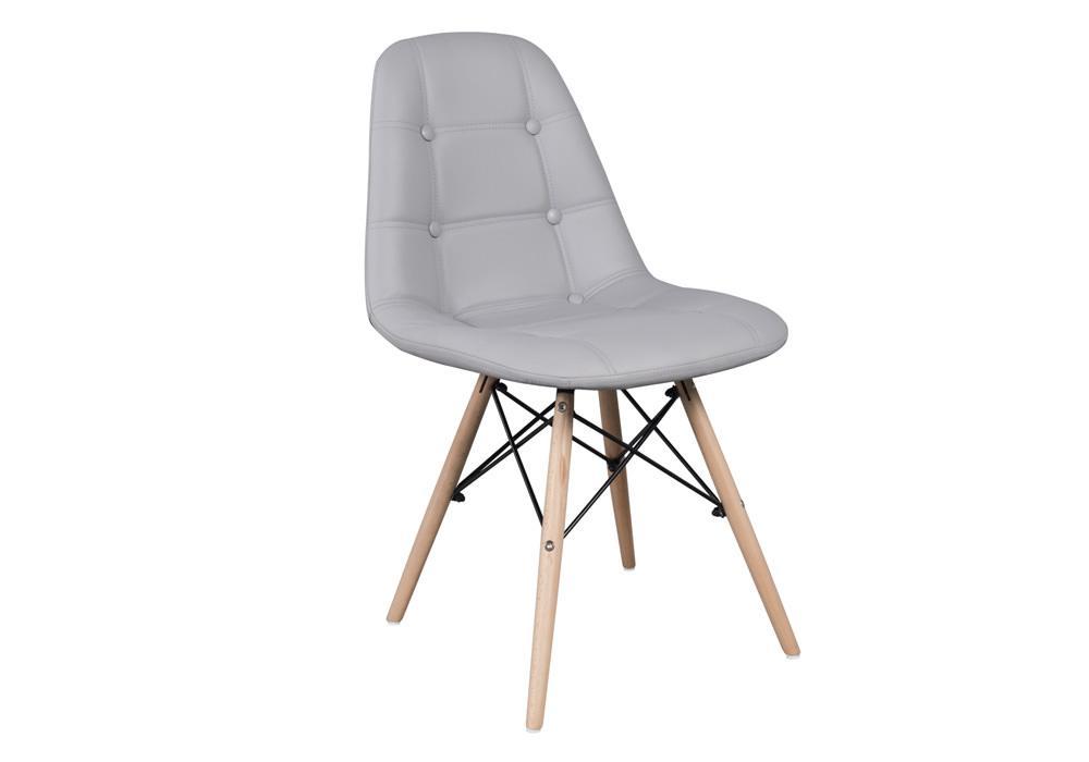 Krzesło PC-016 szary 1