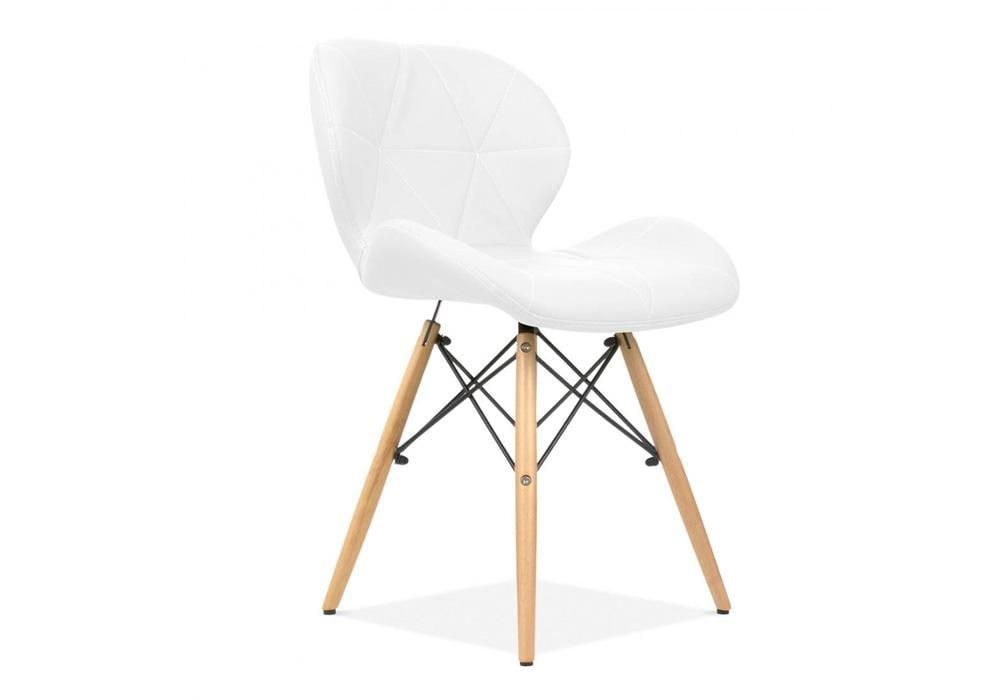 Krzesło PC-017 biały 1