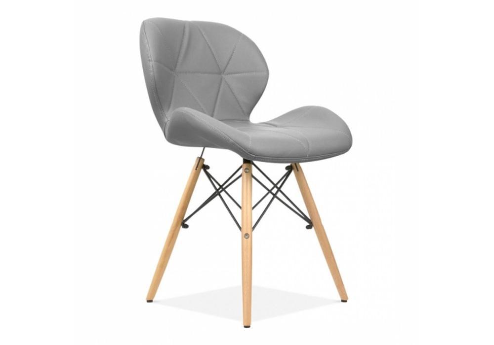 Krzesło PC-017 szary 1