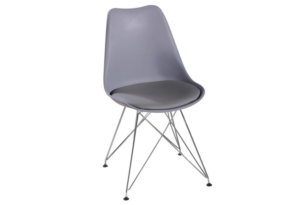 Krzesło PC-053 szary 1