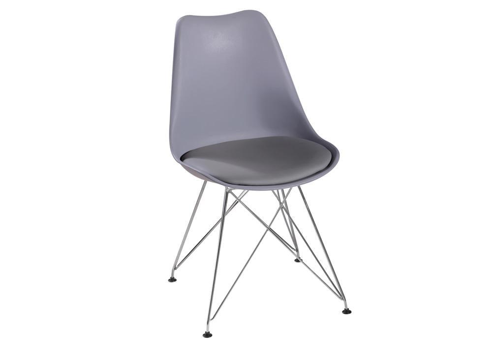Krzesło PC-200 szary 1