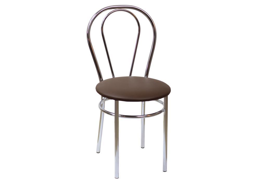 Krzesło Tulipan eco brąz 1
