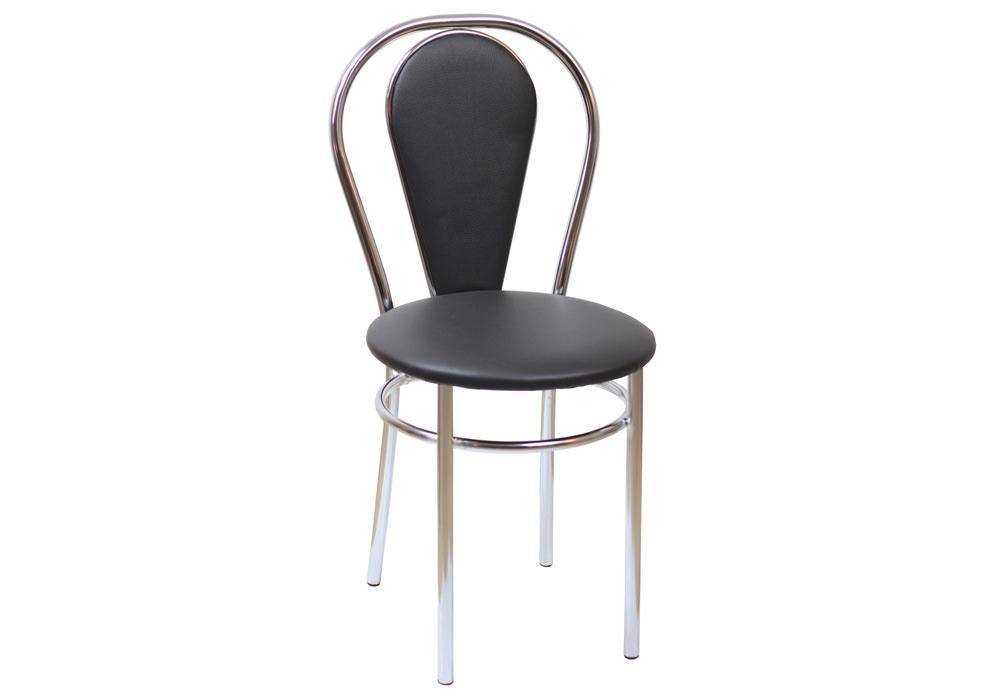 Krzesło Tulipan Plus eco czarny 1