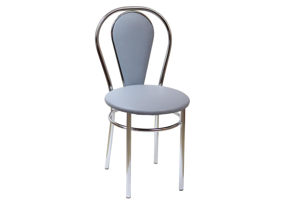 Krzesło Tulipan Plus eco szary 1