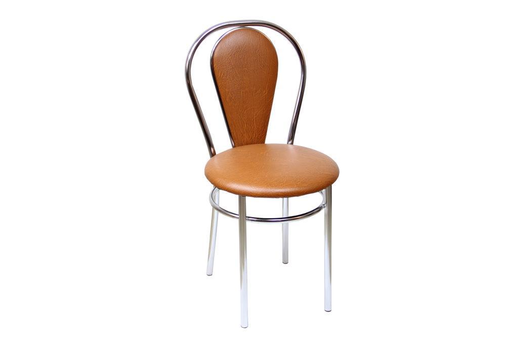 Krzesło Tulipan Plus j.brąz 1