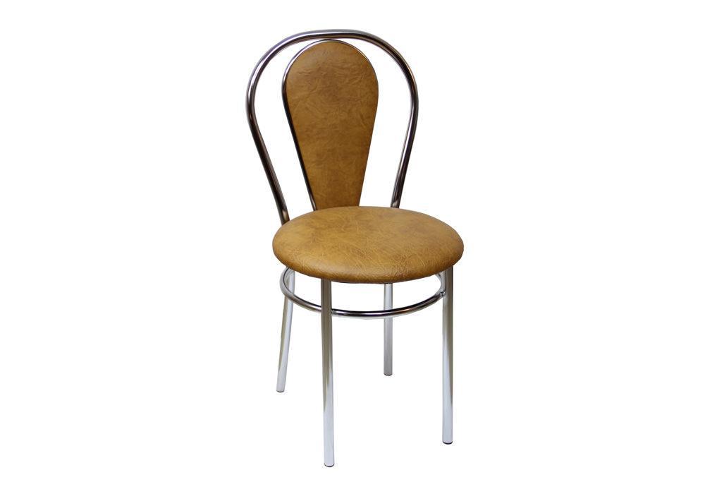 Krzesło Tulipan Plus orzech 1