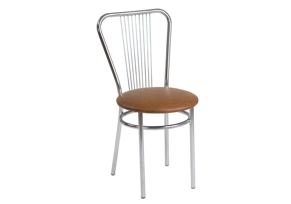 Krzesło Vega jasny brąz 1