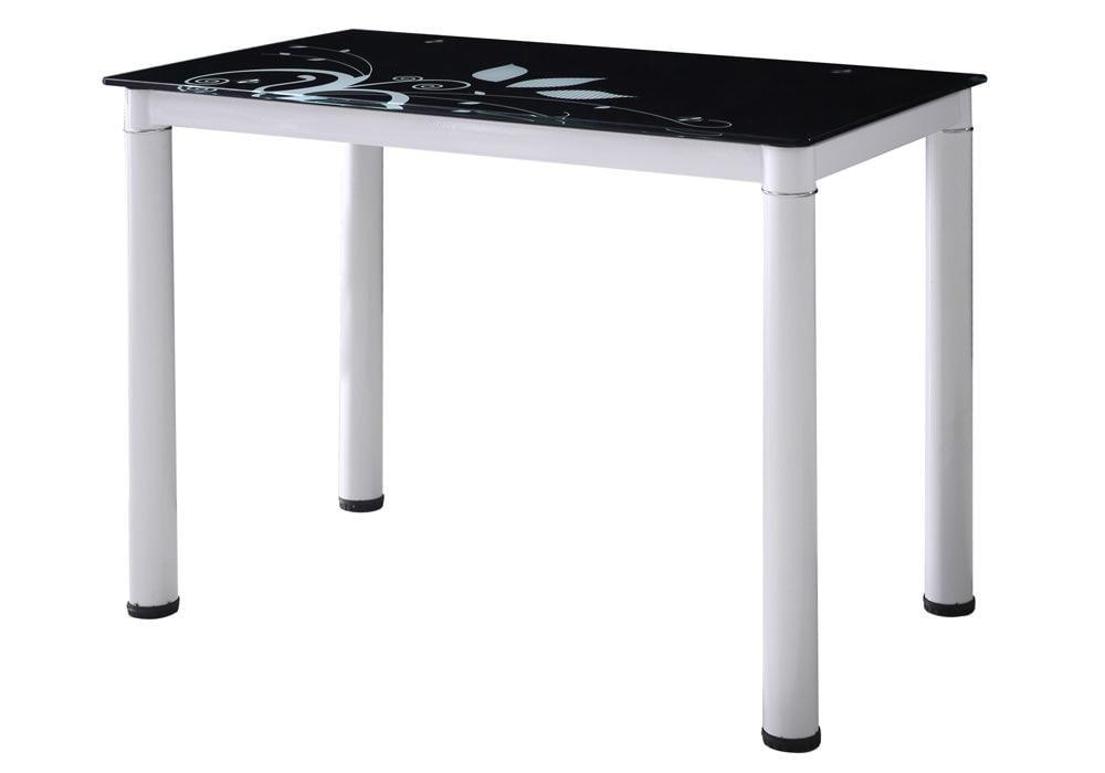 Stół DT1-310 Czarny / biały 1