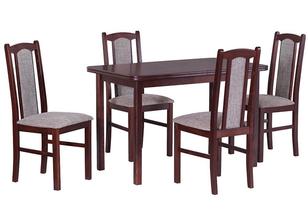 Zestaw stołowy Stół MAX IV, krzesła BOSS VII 1