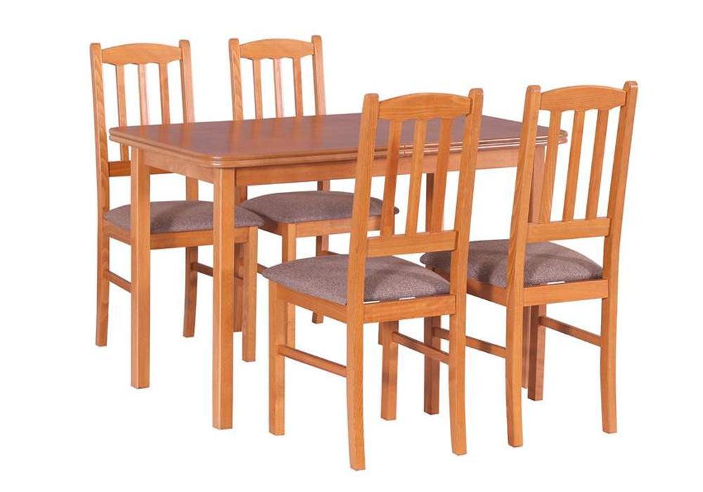 Zestaw stołowy Stół MAX XI, krzesła BOSS III 1