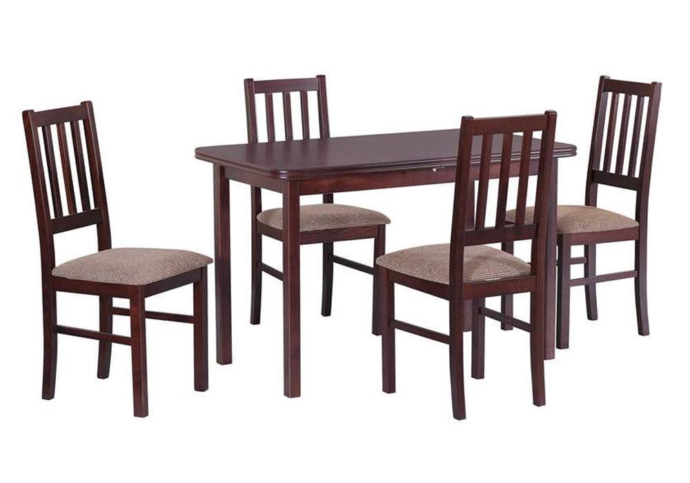 Zestaw stołowy Stół MAX XI, krzesła BOSS IV 1