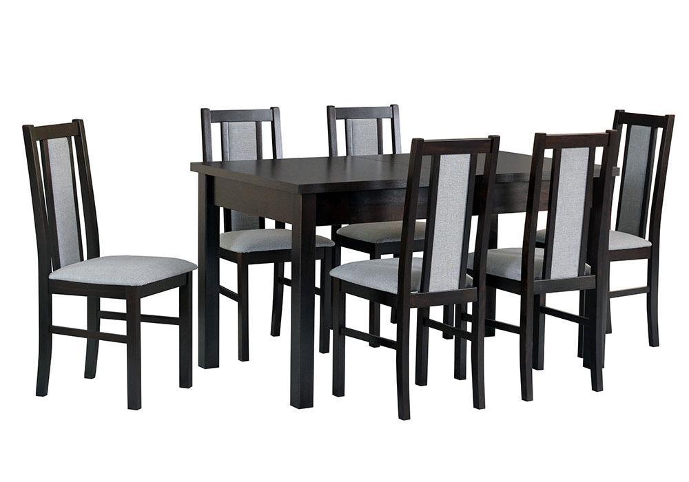 Zestaw stołowy Stół MODENA I, krzesła BOSS XIV 1