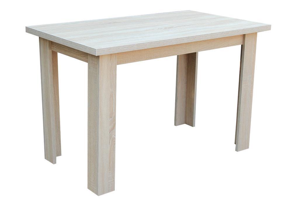 Stół Tris sonoma 1